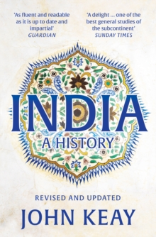 India : A History, Paperback Book