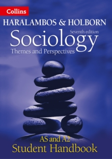 Sociology Themes and Perspectives Student Handbook : As and A2 Level, Paperback Book