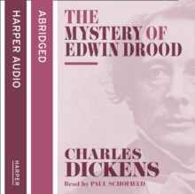 The Mystery of Edwin Drood, eAudiobook MP3 eaudioBook