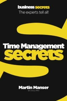 Time Management, Paperback / softback Book