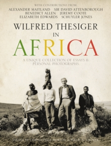 Wilfred Thesiger in Africa, Hardback Book