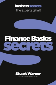 Finance Basics, Paperback / softback Book