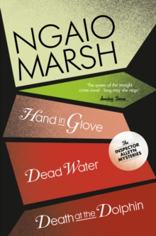 Death at the Dolphin / Hand in Glove / Dead Water, Paperback / softback Book