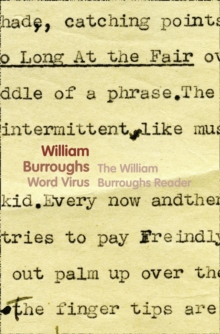 Word Virus : The William Burroughs Reader, Paperback Book