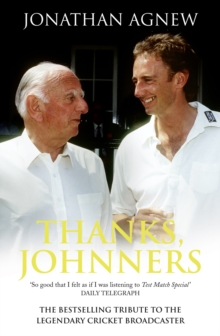 Thanks, Johnners : An Affectionate Tribute to a Broadcasting Legend, Paperback / softback Book