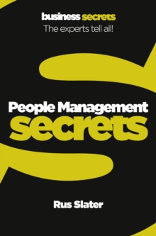 People Management, Paperback / softback Book