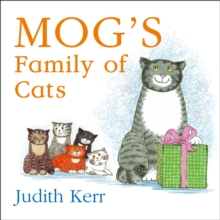 Mog's Family of Cats board book, Board book Book
