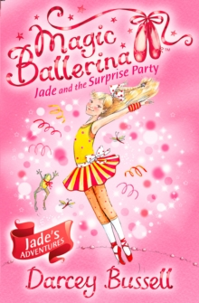 Jade and the Surprise Party, Paperback Book