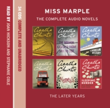 The Complete Miss Marple : Volume 2 - the Later Years, Mixed media product Book