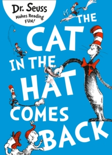 The Cat In The Hat Comes Back, Paperback Book