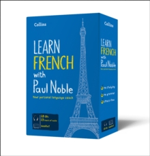 Learn French with Paul Noble - Complete Course : French Made Easy with Your Personal Language Coach, CD-Audio Book