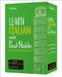 Learn Italian with Paul Noble - Complete Course : Italian Made Easy with Your Personal Language Coach, CD-Audio Book