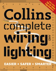 Collins Complete Wiring and Lighting, Paperback / softback Book