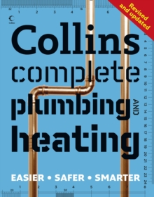 Collins Complete Plumbing and Central Heating, Paperback / softback Book