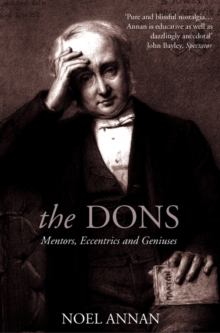 The Dons: Mentors, Eccentrics and Geniuses (Text Only), EPUB eBook