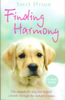 Finding Harmony : The Remarkable Dog That Helped a Family Through the Darkest of Times, Paperback / softback Book