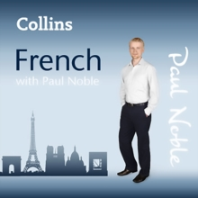 Collins French with Paul Noble, eAudiobook MP3 eaudioBook