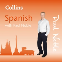 Collins Spanish with Paul Noble, eAudiobook MP3 eaudioBook