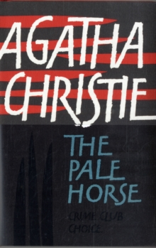 The Pale Horse, Hardback Book