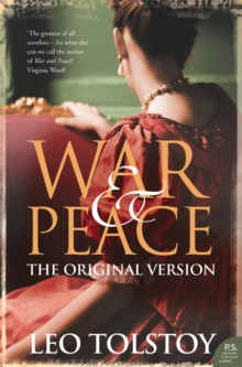 War and Peace: Original Version, EPUB eBook
