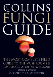 Collins Fungi Guide, EPUB eBook