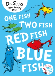One Fish, Two Fish, Red Fish, Blue Fish, Mixed media product Book