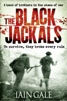 The Black Jackals, Paperback Book