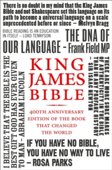 King James Bible: 400th Anniversary edition of the book that changed the world, EPUB eBook