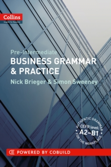 Business Grammar & Practice : A2-B1, Paperback / softback Book