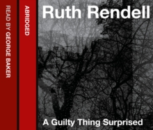 A Guilty Thing Surprised, eAudiobook MP3 eaudioBook