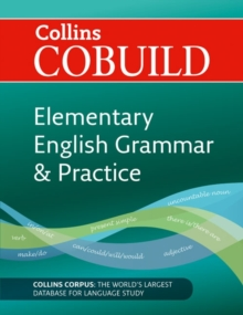 COBUILD Elementary English Grammar and Practice : A1-A2, Paperback Book