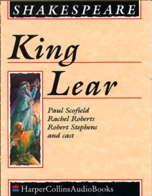 King Lear, eAudiobook MP3 eaudioBook