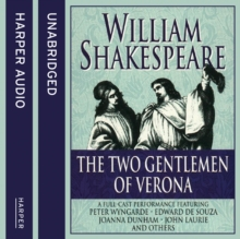 Two Gentlemen of Verona, eAudiobook MP3 eaudioBook