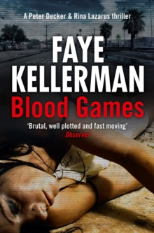Blood Games, Paperback Book