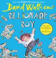 Billionaire Boy, CD-Audio Book