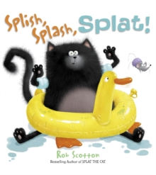 SPLISH, SPLASH, SPLAT, Paperback Book