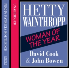 Hetty Wainthropp - Woman of the Year, eAudiobook MP3 eaudioBook