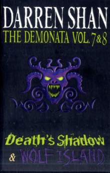 Volumes 7 and 8 - Death's Shadow/Wolf Island, Paperback / softback Book