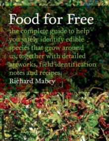 Food For Free, Hardback Book