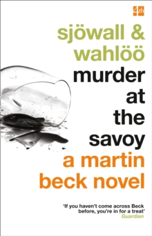 Murder at the Savoy, Paperback Book