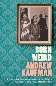 Born Weird, Paperback Book