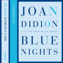Blue Nights, eAudiobook MP3 eaudioBook