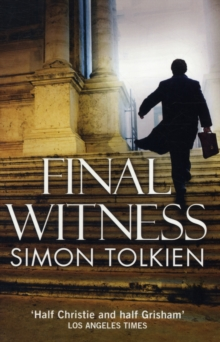 Final Witness, Paperback / softback Book