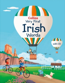 Collins Very First Irish Words, Paperback / softback Book