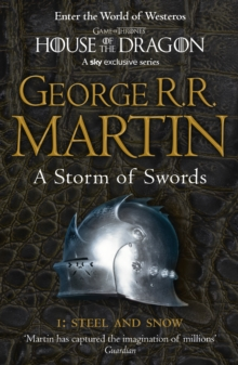 A Storm of Swords: Part 1 Steel and Snow (Reissue), Paperback Book