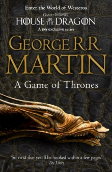 A Game of Thrones (Reissue), Paperback / softback Book