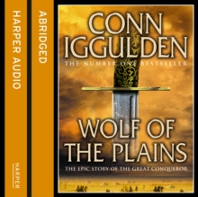 Wolf of the Plains, eAudiobook MP3 eaudioBook