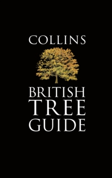 Collins British Tree Guide, Paperback Book