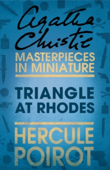 Triangle at Rhodes: A Hercule Poirot Short Story, EPUB eBook