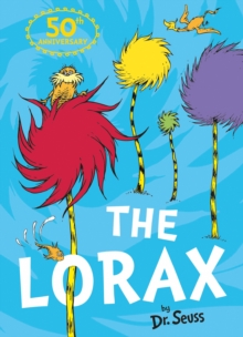 The Lorax, Paperback Book